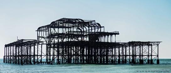 Brighton old pier 1