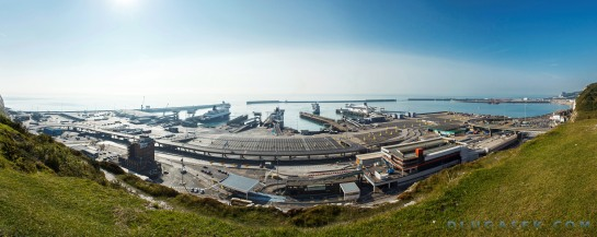 Dover harbour 1